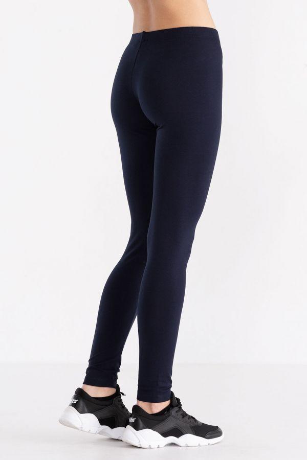 Leggings da donna in jersey stretch, lungo alla caviglia