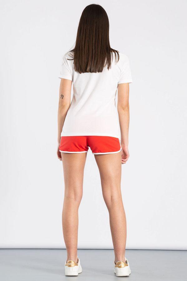 Completo da donna t-shirt e shorts