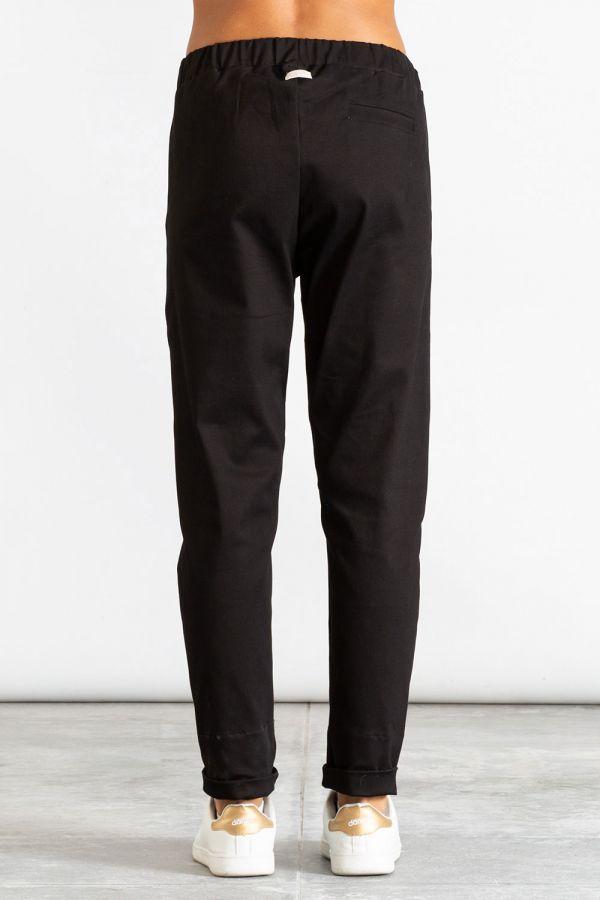 Pantalone donna regular in cotone
