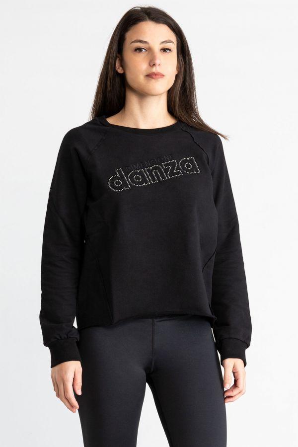 Maglia donna in tessuto stretch