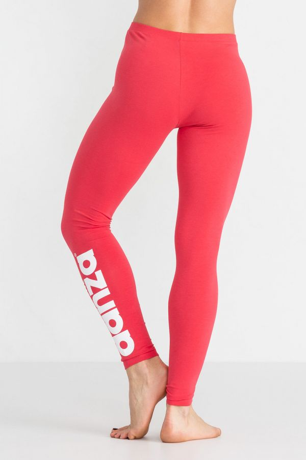 ACTIVE JERSEY STRETCH LOGO LEGGINGS
