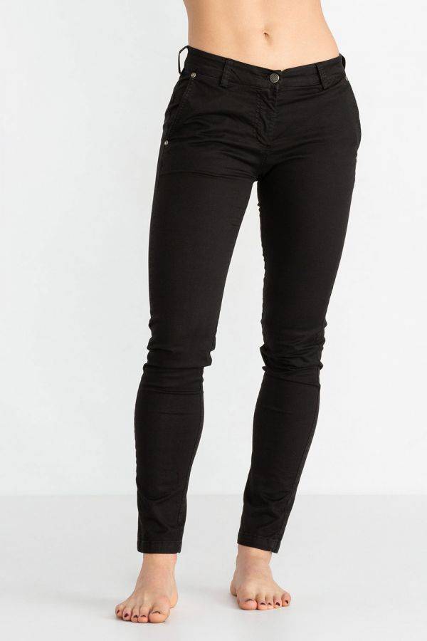 5-POCKET STRAIGHT PANTS