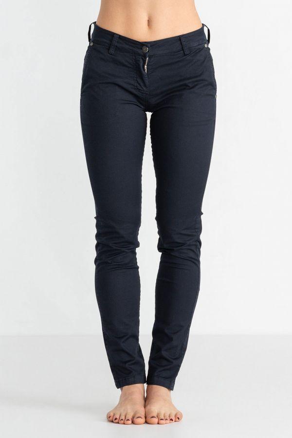 5-POCKET STRAIGHT PANTS